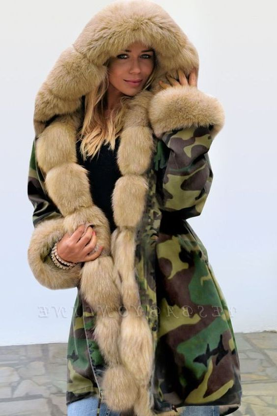 My Best Hooded Coats For Women: Complete Street Style Ideas 2020