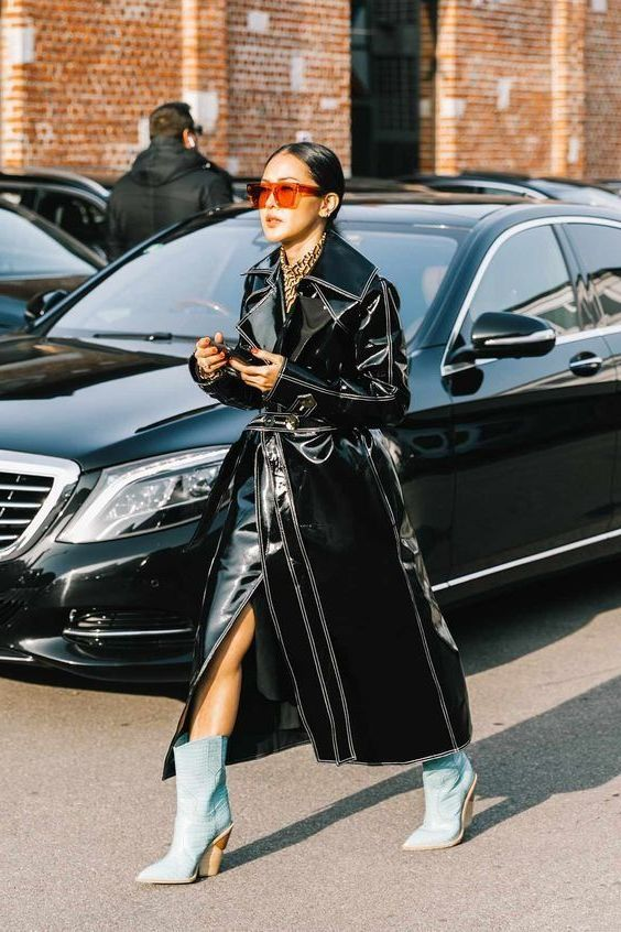 Leather Coats For Ladies: 14 Styles To Try Now 2020
