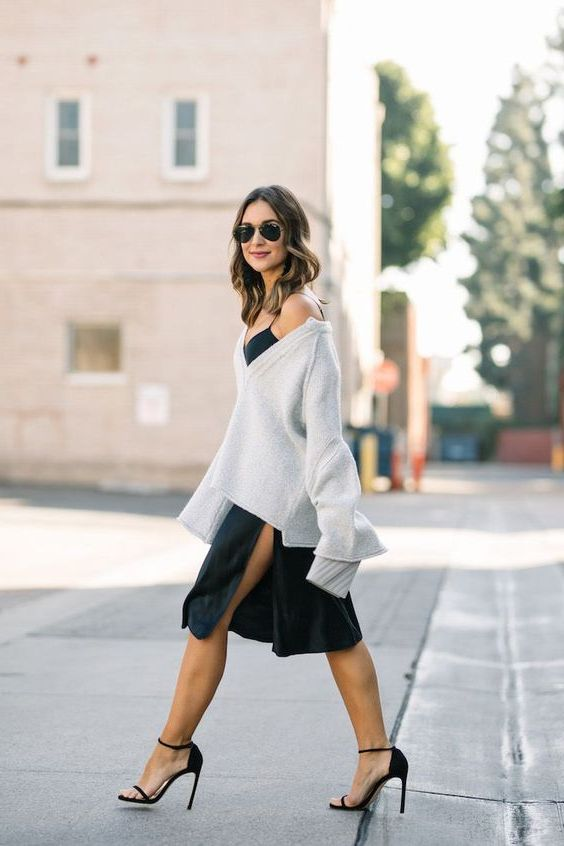 How To Wear Camisole Dresses Trend 2020