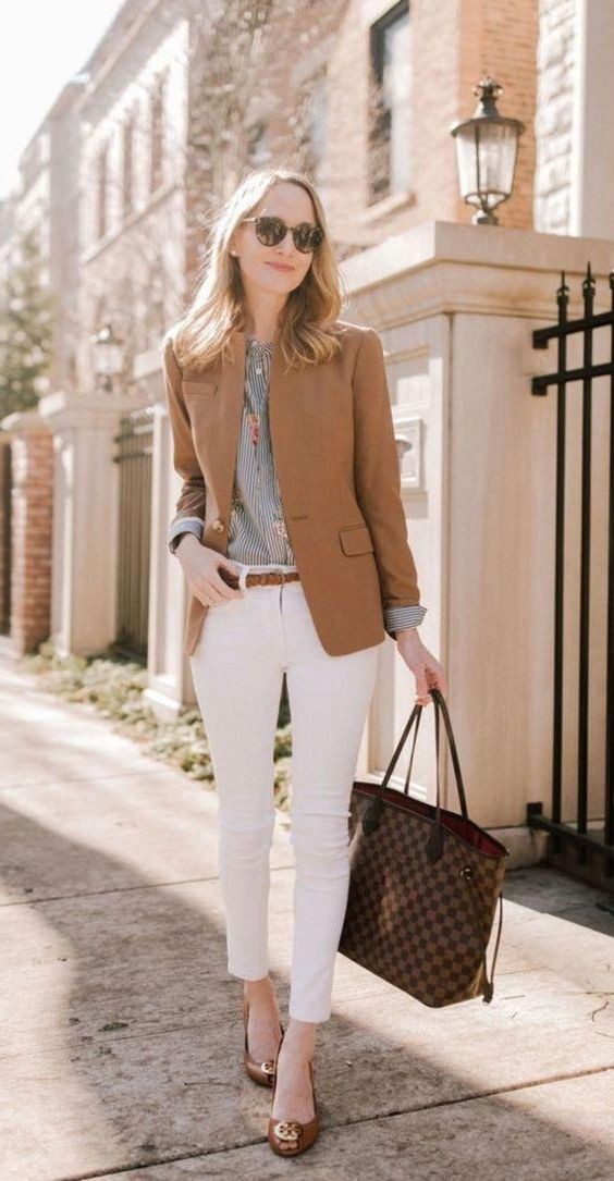 Outfits For Real Business Women: My Favorite Street Style Ideas 2020