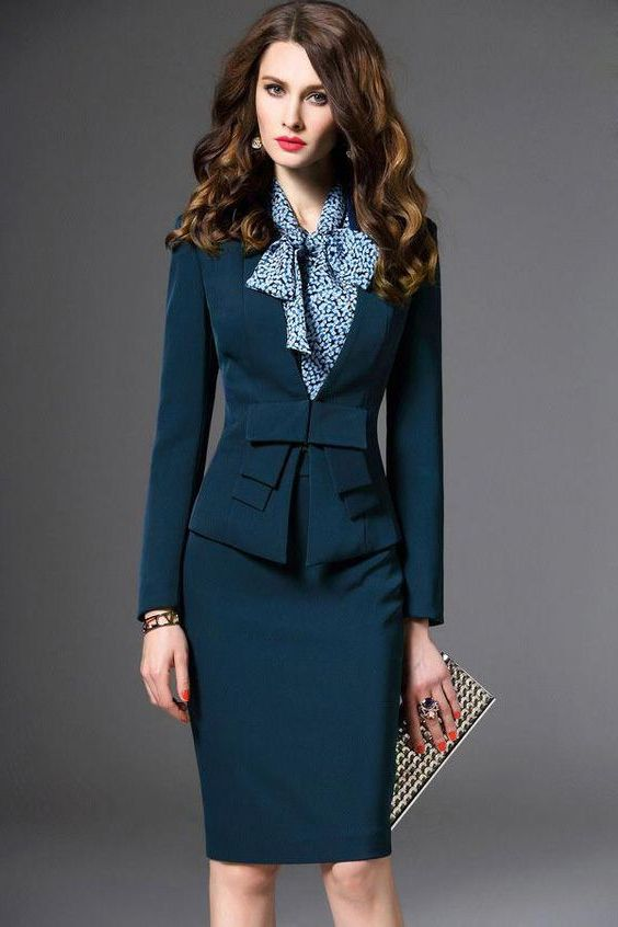 Outfits For Real Business Women My