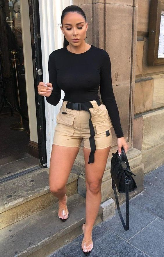 Easy Guide How To Wear Women Shorts For Summer 2020