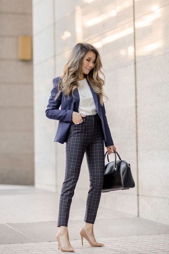 Sexy Work Outfits For Modern Women 2021