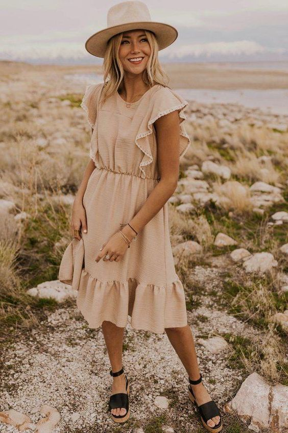Best Sunday Church Outfit Ideas For Women Easy Tips 2021