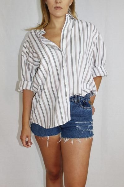 How to Wear Oversized Shirts For Women: Best Ideas To Copy 2020
