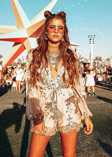 Coachella Outfit Inspiration Easy Outfit Ideas For Women 2020