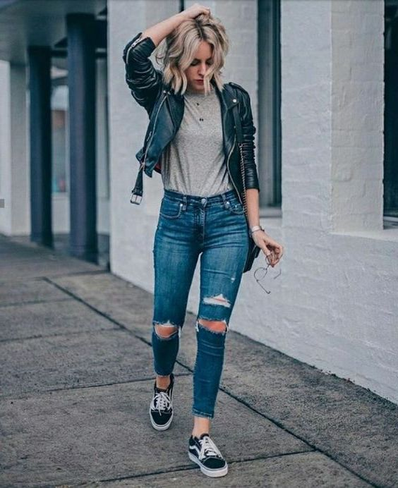 Rocker Outfits For Women 2020