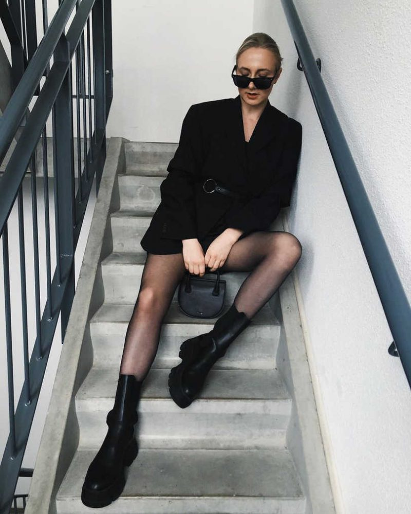 33+ Ideas How To Make Boyfriend Blazer Look Special 2021