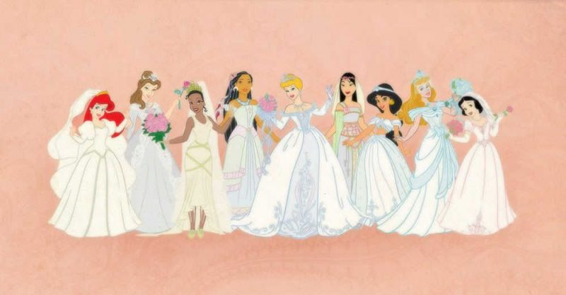 Disney Wedding Dresses Inspiration 2020