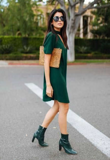 How To Wear Green Dresses Easy Guide For Beginners 2020