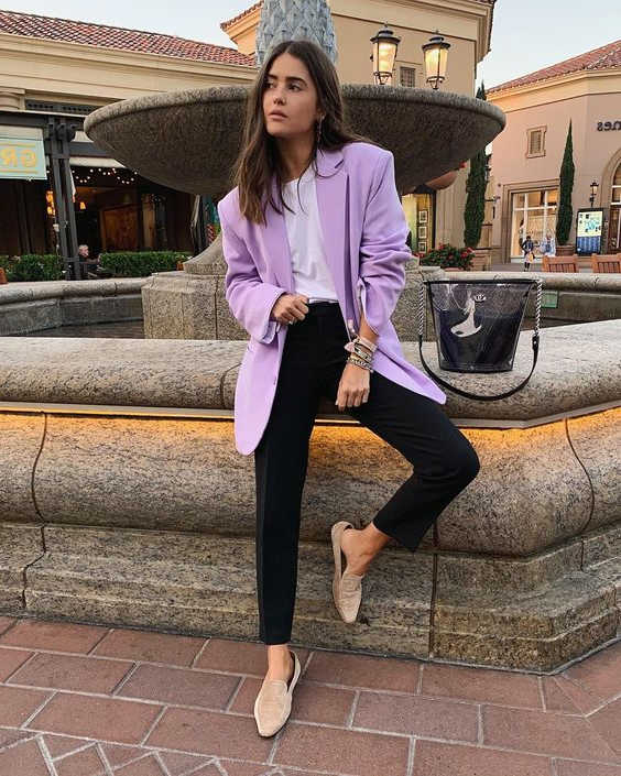33+ Ideas How To Make Boyfriend Blazer Look Special 2020