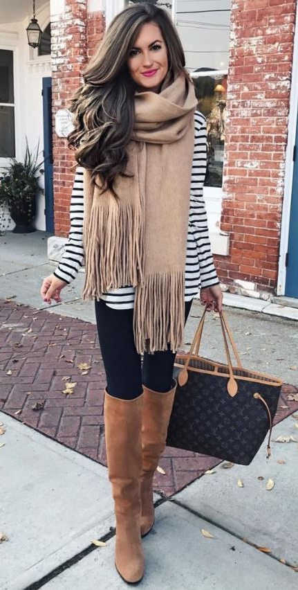 Black Leggings 44 Outfit Ideas For Women To Try Next Week 2020