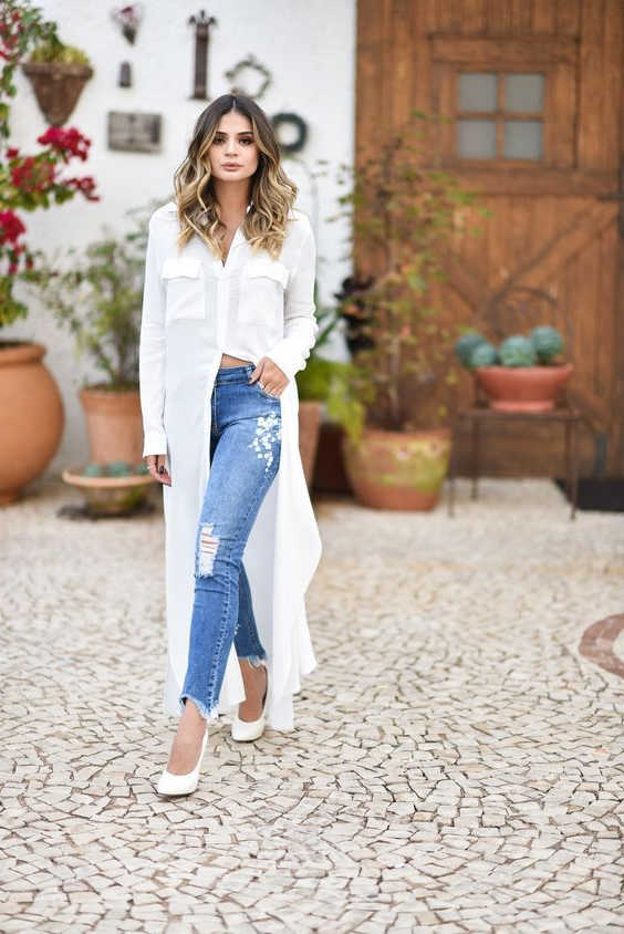 How To Wear Dresses Over Pants Easy Guide And Style Tips 2020