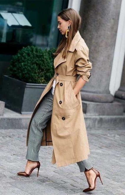 Beige Trench Coats For Women 2020