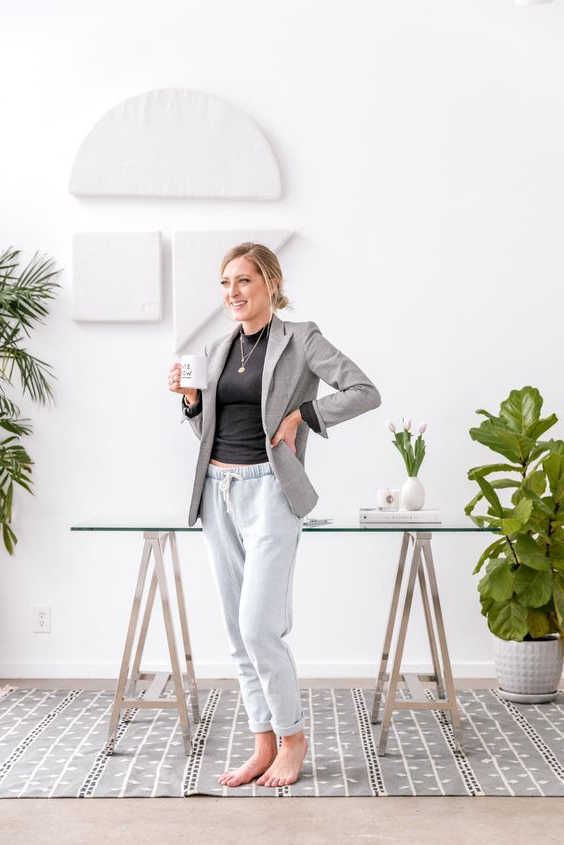 What To Wear When You Work From Home 2020