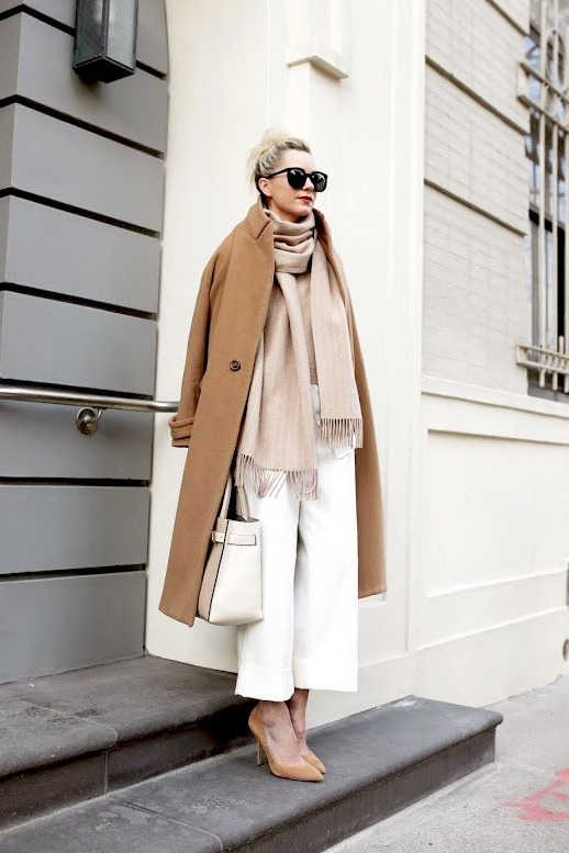 What Scarves Can I Wear With Camel Coats 2021