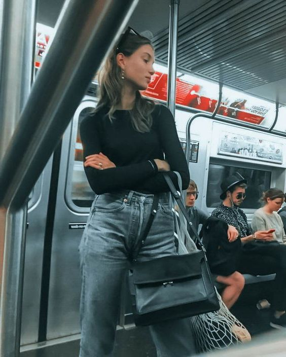 What To Wear In The Metro This Fall 2021
