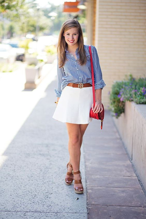 Skater Skirts Looks To Invest: Street Style Update 2020