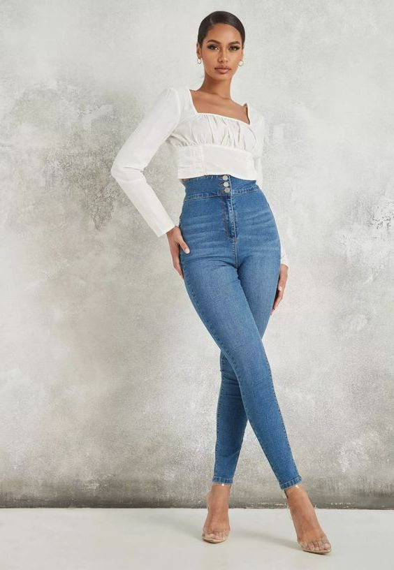 All The Best Skinny Jeans You Need ASAP 2021