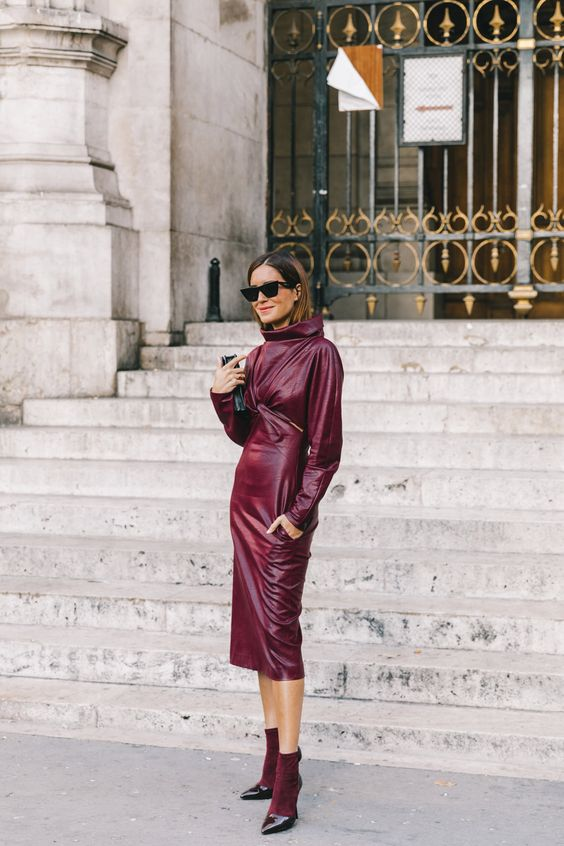 Ways To Style A Leather Dress: Best Tips And Tricks 2021
